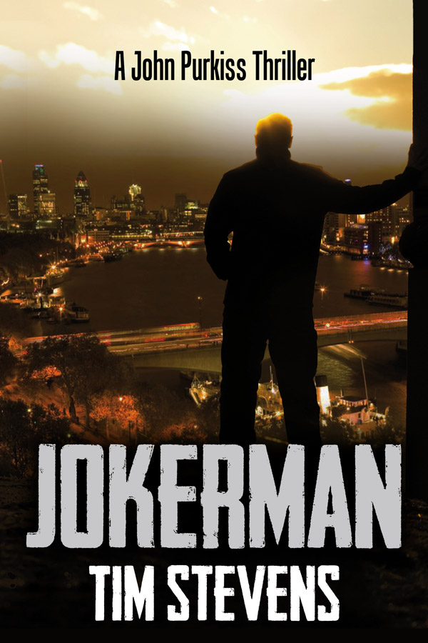 Jokerman Cover MEDIUM