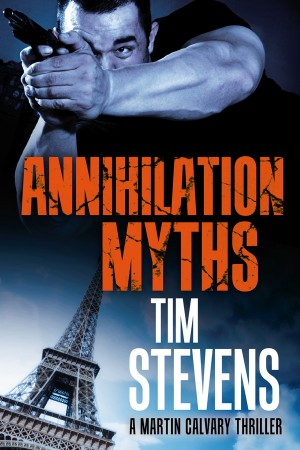 Annihilation Myths Cover
